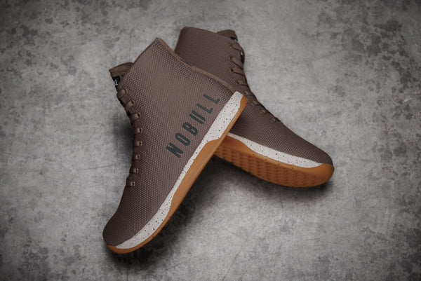 Preview of High-Top Chestnut Trainer
