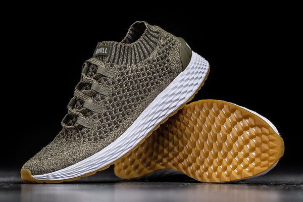 Preview of Olive Knit Runner