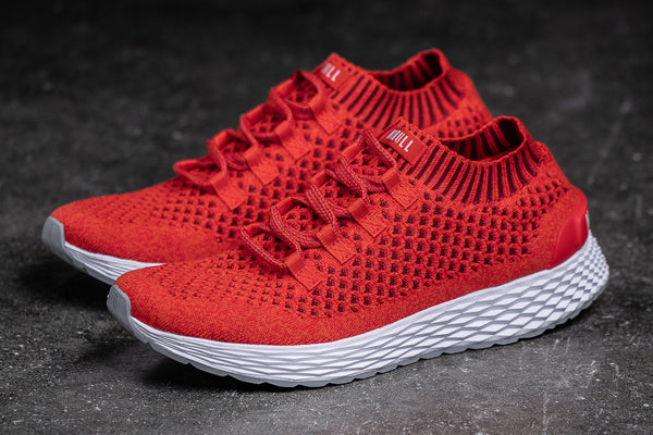 Preview of Red Knit Runner