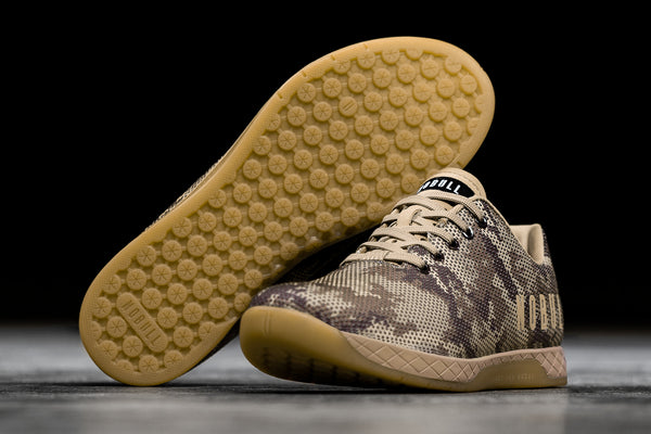 Preview of Woodstock Camo Trainer