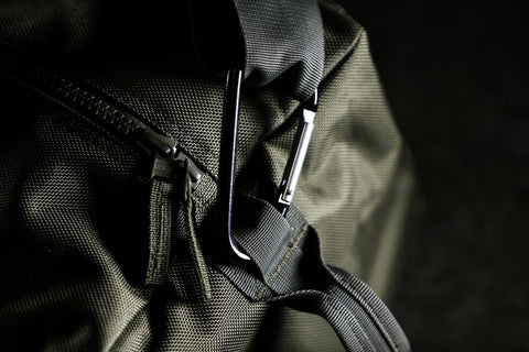 TRADITIONAL DUFFLE (ARMY) - NOBULL - 10