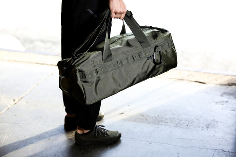 TRADITIONAL DUFFLE (ARMY)
