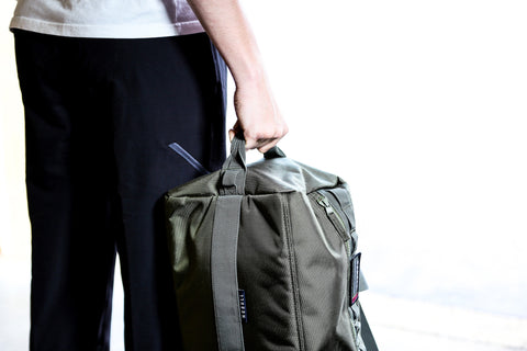 TRADITIONAL DUFFLE (ARMY) - NOBULL - 4