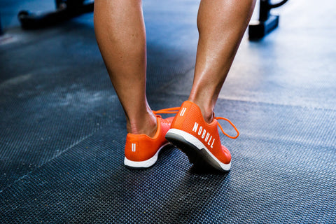 BRIGHT ORANGE TRAINER (WOMEN'S)