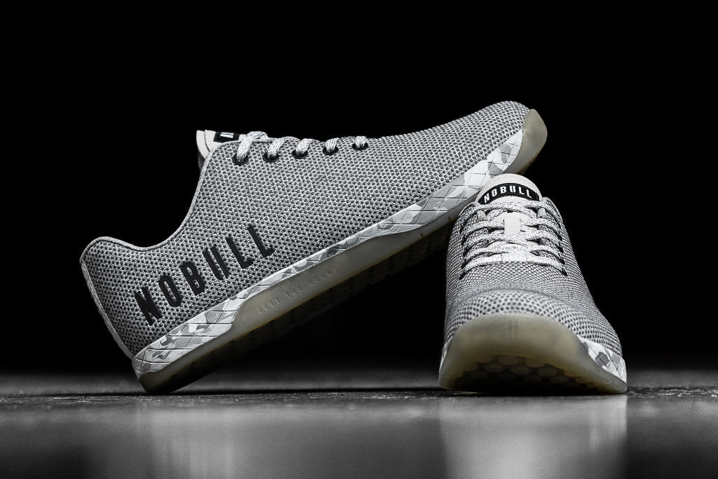 GREY HEATHER TRAINER (MEN'S)