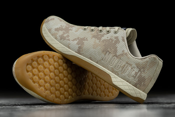 LIMESTONE CAMO TRAINER (MEN'S)