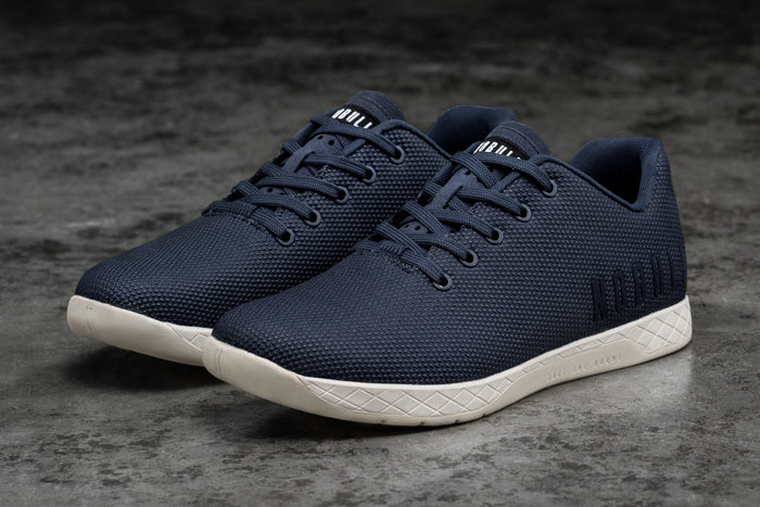 NAVY IVORY TRAINER (MEN'S)