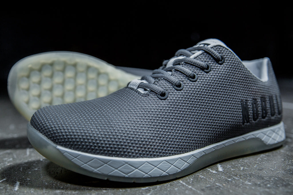 SLATE GREY TRAINER (MEN'S)