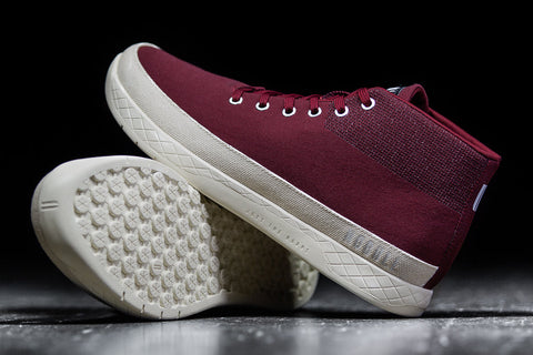 CABERNET CANVAS MID TRAINER (WOMEN'S)