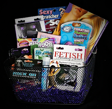 His & Hers Basket
