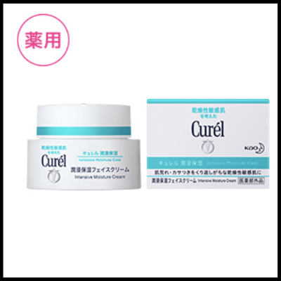 Curél Intensive Moisture Care Cream (40g)