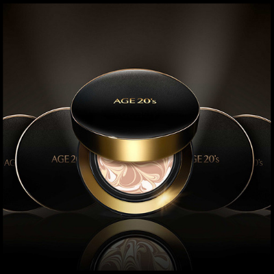 AGE 20's Signature Essence Cover Pact Intense Cover