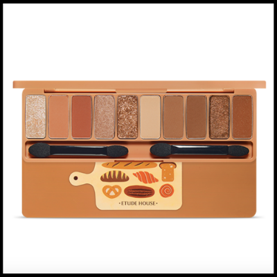 Etude House Baking Eyeshadow Palette (0.8g x 10EA)