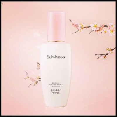 Sulwhasoo First Care Activating Serum EX Plum Blossom (90ml)