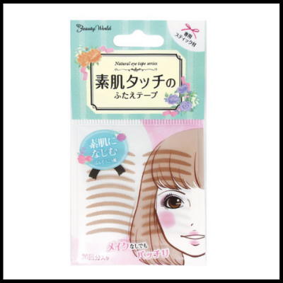 Beauty World Eyelid Tapes (30 Pairs)