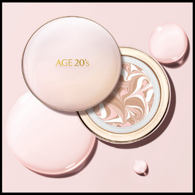 AGE 20's Signature Essence Cover Pact Moisture