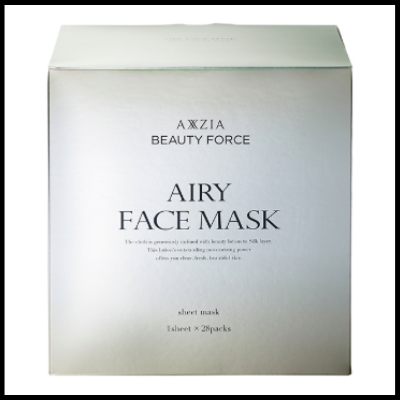 AXXZIA Beauty Force Airy Face Mask (28 packs)
