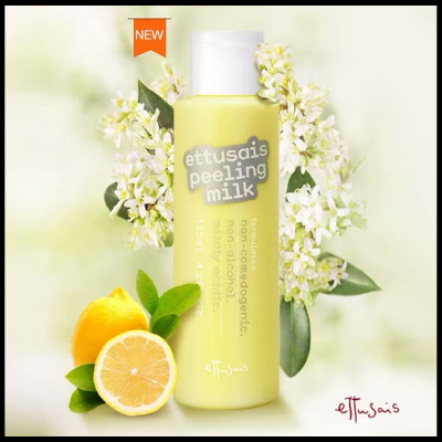 Ettusais Peeling Milk (125ml)