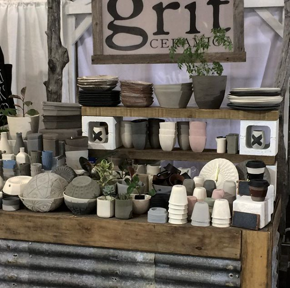 FINDERS KEEPERS MARKET x five questions with gritCERAMICS