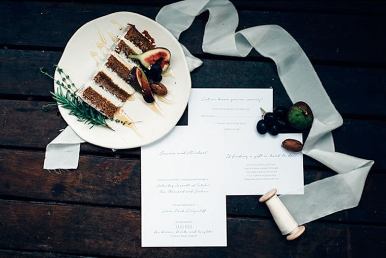 gritCERAMICS x Taverna Weddings :  featured on the The Wedding Playbook