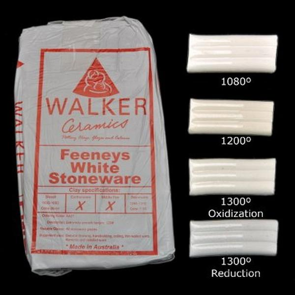FEENEY'S WHITE STONEWARE / FWS 10KG BLOCK