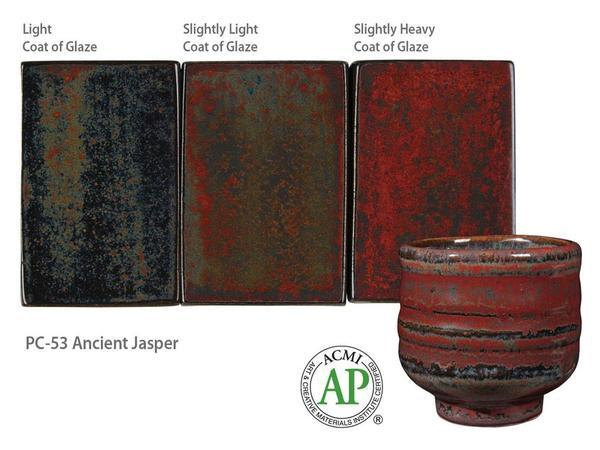 AMACO : Potters Choice : Ancient Jasper