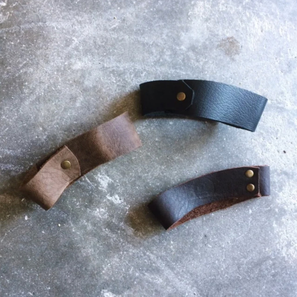 terraCUP : LEATHER BAND