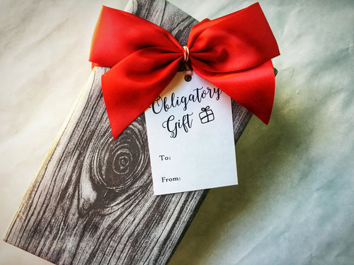 Obligatory Gift Tags | The Ultimate Utility Tag