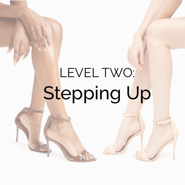 Level 2 - Stepping Up