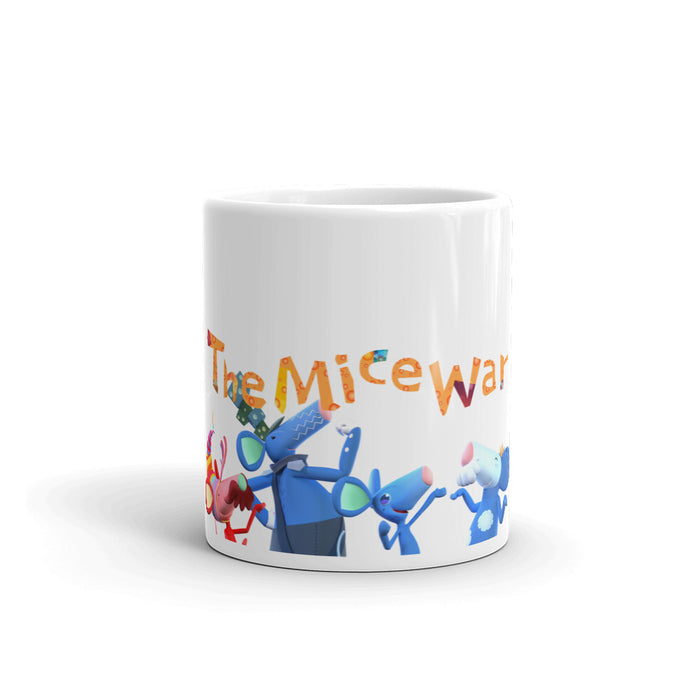 THE MICE WAR Mug