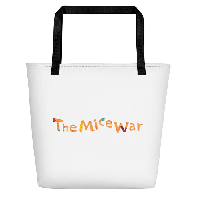 The Mice War Beach Bag