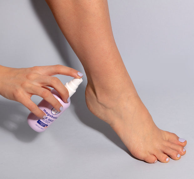 Toe Deo Foot Spray