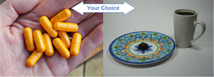 Tom & Jerry's Tumeries yield 5-10X the benefit of many Turmeric supplements