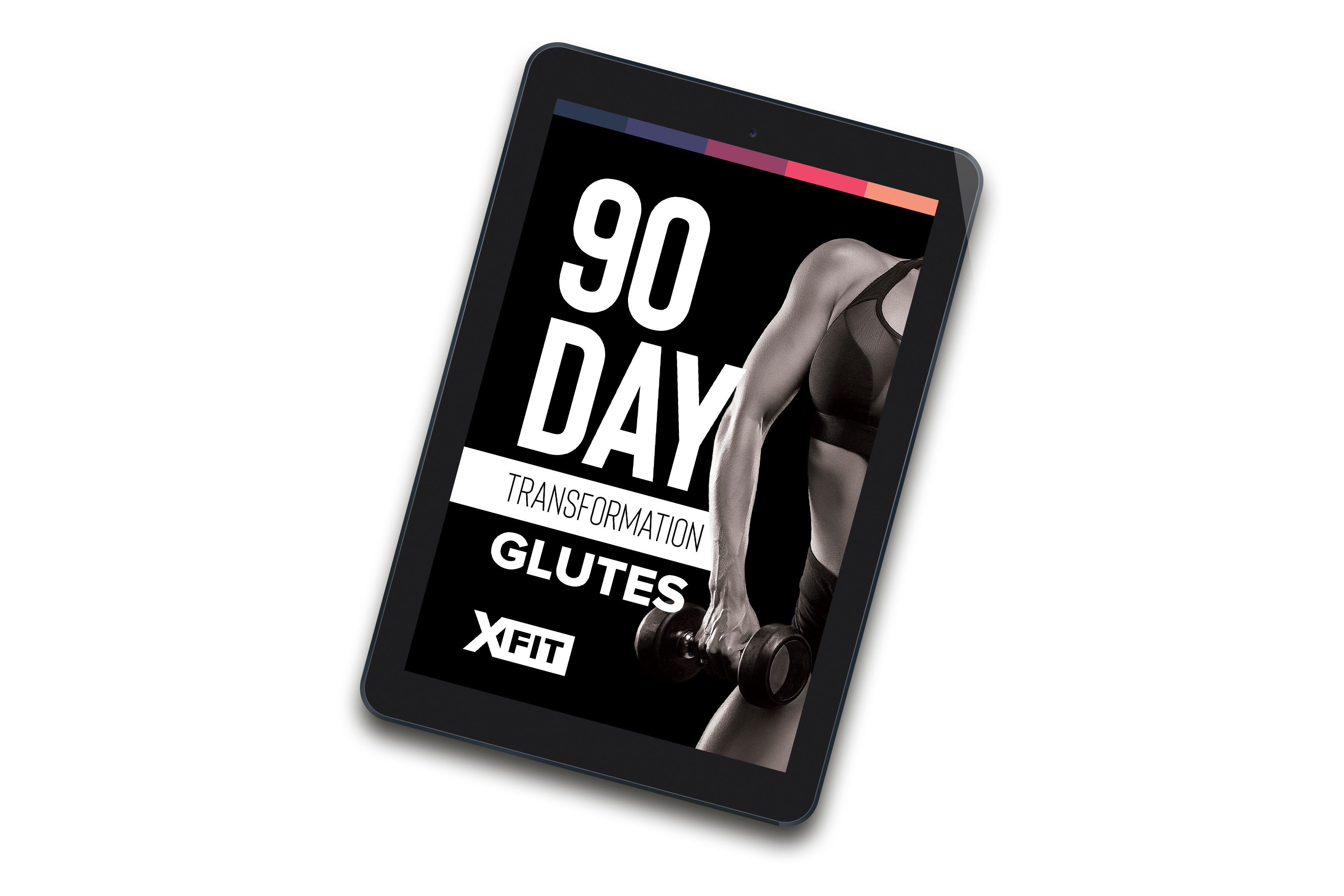 90 Day Transformation - Glutes