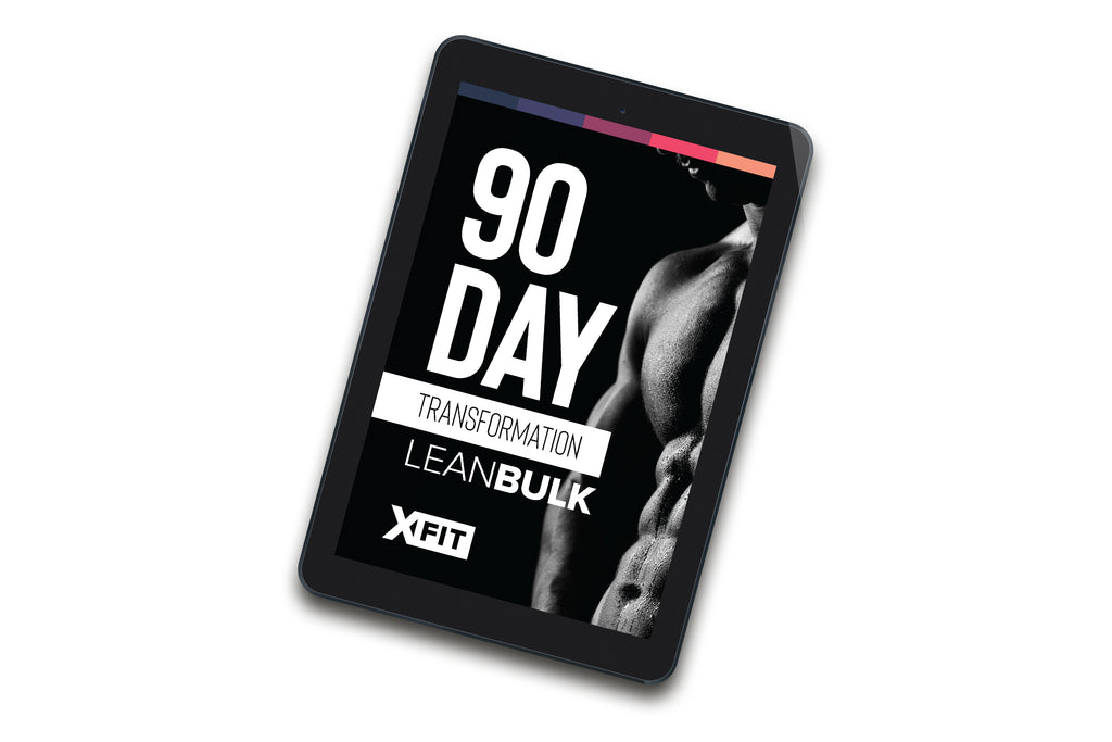 90 Day Transformation - Lean Bulk