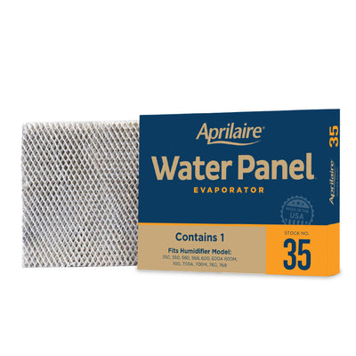 Aprilaire 35 Replacement Water Panel for Aprilaire Whole House Humidifier Models 350, 360, 560 560A, 568, 600, 600A, 600M, 700, 700A, 700M, 760, 760A, 768