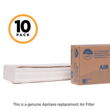 Aprilaire 201 air filter with package 10 pack