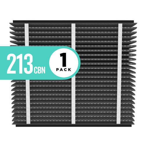 Aprilaire 213CBN Odor Reduction Air Filter for Aprilaire Whole-Home Air Purifiers, MERV 13, for Odors and Most Common Allergens