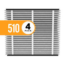 Aprilaire 510 Clean Air, Air Filter for Aprilaire Whole-Home Air Purifiers, MERV 11, For Dust