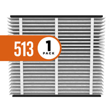Aprilaire 513 Healthy Home Air Filter for Aprilaire Whole-Home Air Purifiers, MERV 13, for Most Common Allergens