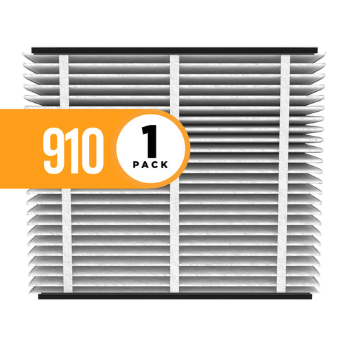 Aprilaire 910 Clean Air Filter for Aprilaire Whole-Home Air Purifiers, MERV 11, For Dust