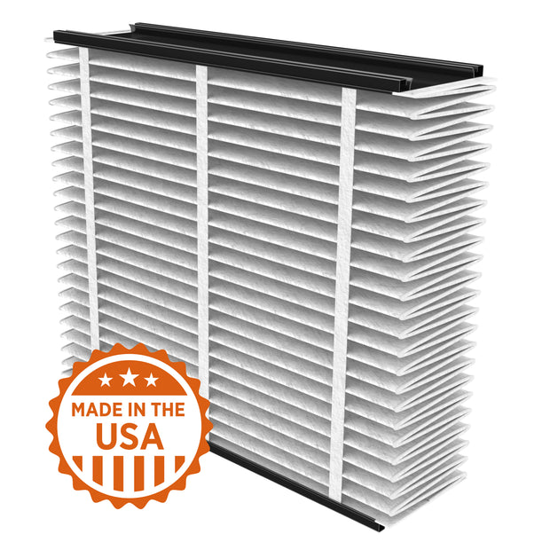 Aprilaire 913 Healthy Home Air Filter for Aprilaire Whole-Home Air Purifiers, MERV 13, for Most Common Allergens