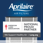 Aprilaire 613 Air Filter - Fits Aprilaire Filter Grille 1625FG and Air Cleaner Models by Carrier, General, Honeywell, Lennox, Trion, and Ultravation