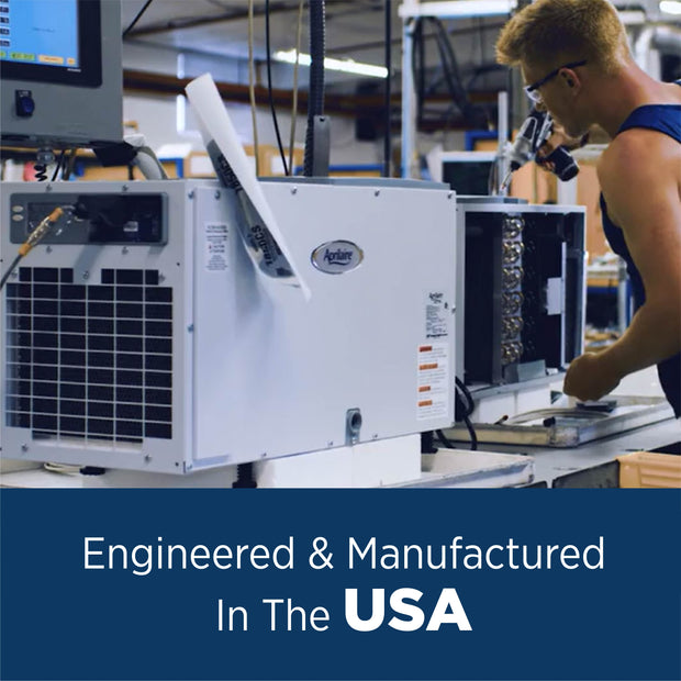 Engineered & Manufactured in the USA