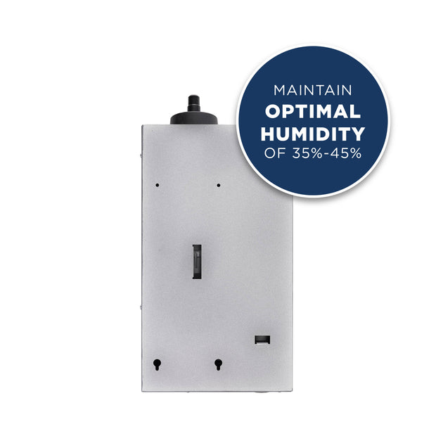 Aprilaire 865 Whole House Steam Humidifier, High Output Humidifier, with Fan Pack