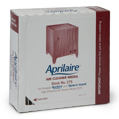 Aprilaire 275 air filter package front