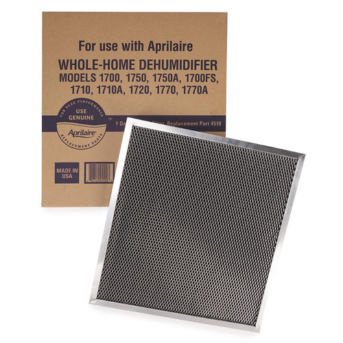 Aprilaire 4510 Dehumidifier Filter for Dehumidifier Models 1700, 1710, 1720, 1750, 1770