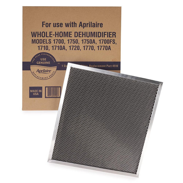Aprilaire 4510 dehumidifier filter with package