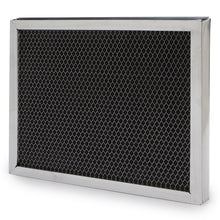 Aprilaire 5499 dehumidifier filter side view