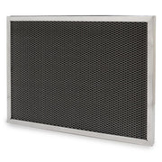 Aprilaire 1870 dehumidifier filter side view